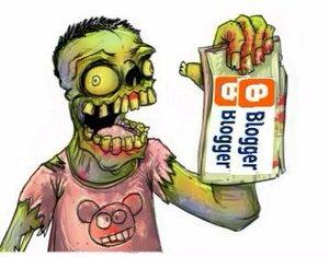 pengertian blog zombie