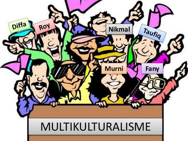 Keanekaragaman masyarakat multikultural