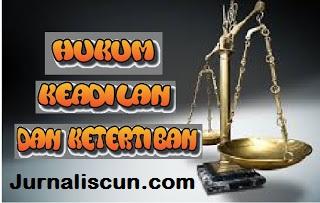hukum dan ketertiban