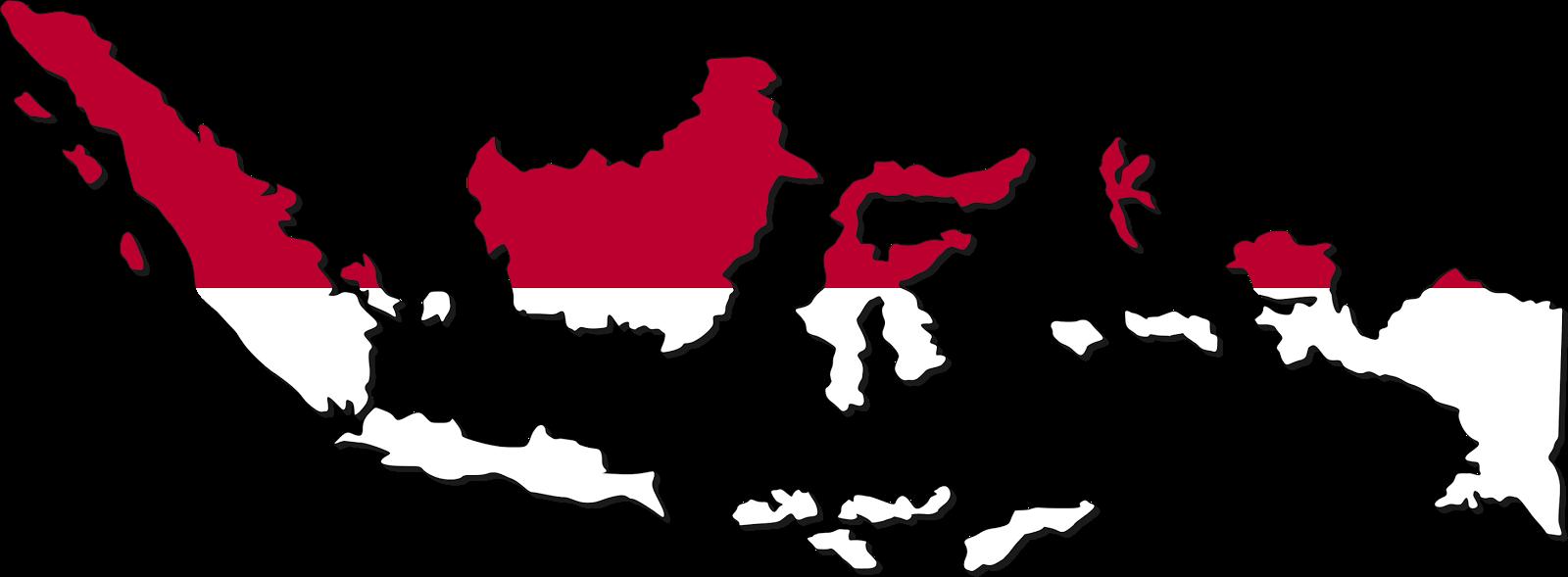 gambar peta indonesia 5 1