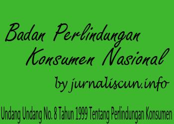 Badan Perlindungan Konsumen Nasional