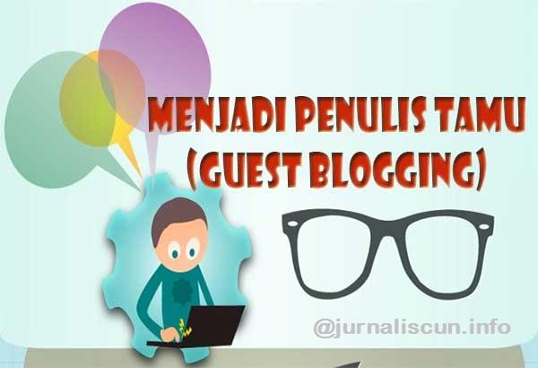 Jadilah penulis tamu di Jurnaliscun