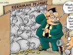 Korupsi dan pengaruhnya terhadap pembangunan nasional