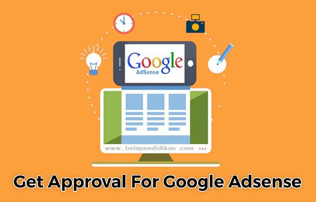 cara daftar adsense full approve 2017