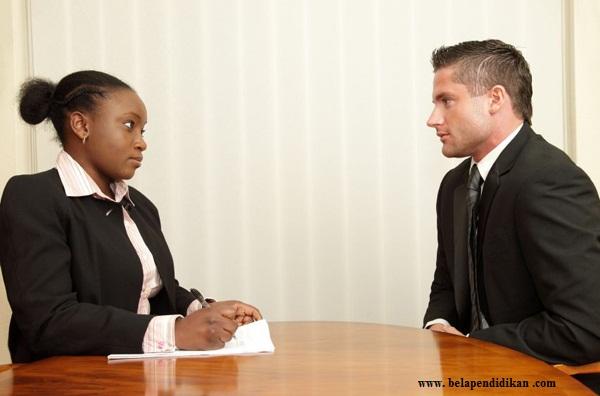 cara mengatasi gugup saat interview