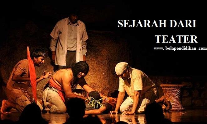 sejarah dari teater