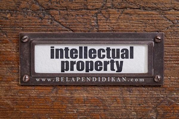 teori hak kekayaan intelektual