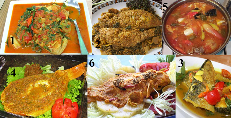 6 olahan ikan khas nusantara yang cocok untuk menu diet