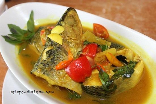 Ikan Bandeng Palumara khas Makasar