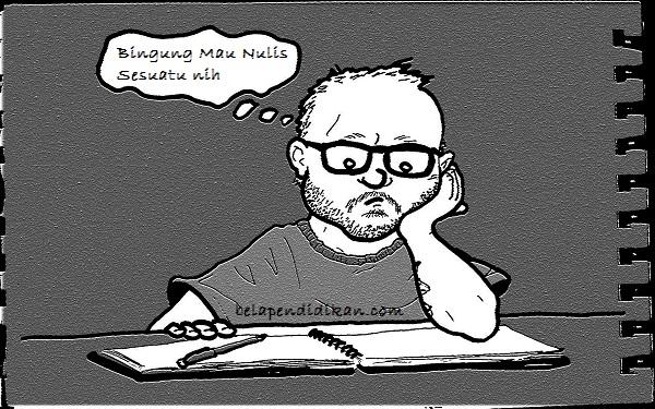 cara mengatasi writers block