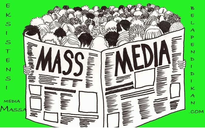 eksistensi media massa dan ruang publik
