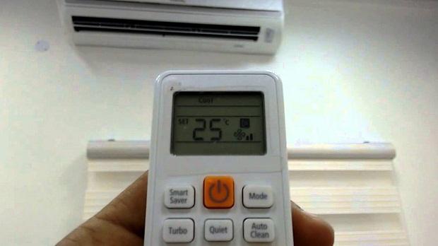 atur suhu ruangan saat begadang