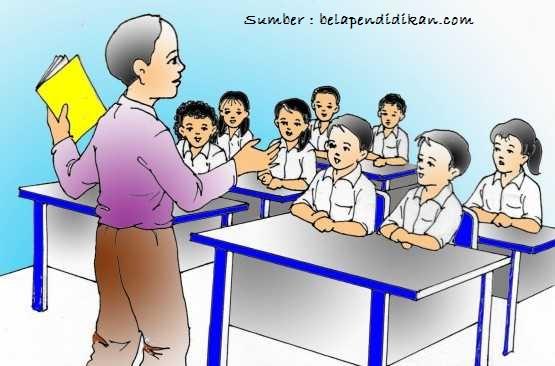 Di zaman sekarang, guru harus lebih mengerti terlebih dahulu tentang tekhnologi