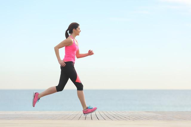 Rutin berolahraga dapat membentuk jantung sehat