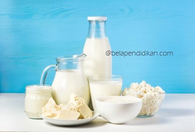 susu salah satu cara meninggikan badan