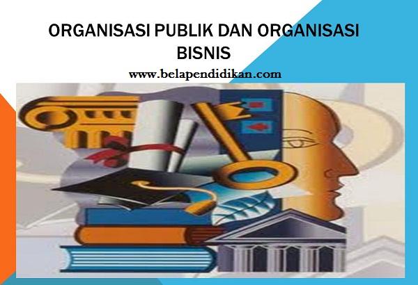 Bentuk bentuk organisasi bisnis