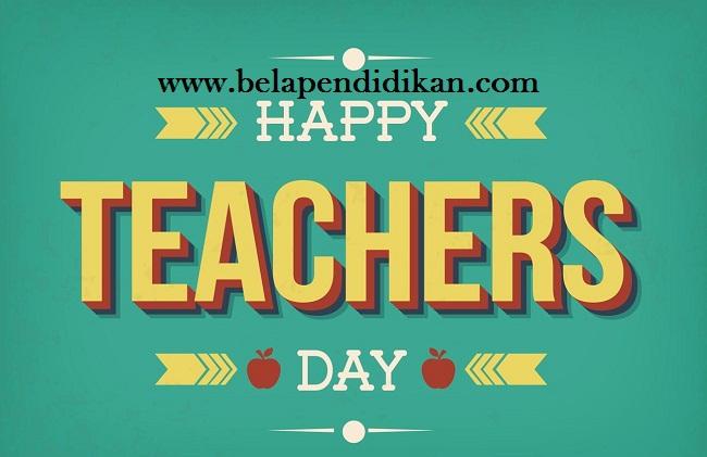profesi guru paling bahagia tahun ini