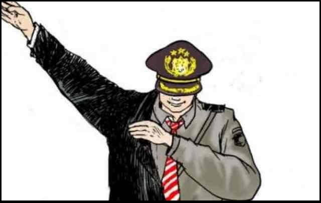 haruskah polisi jadi gubernur