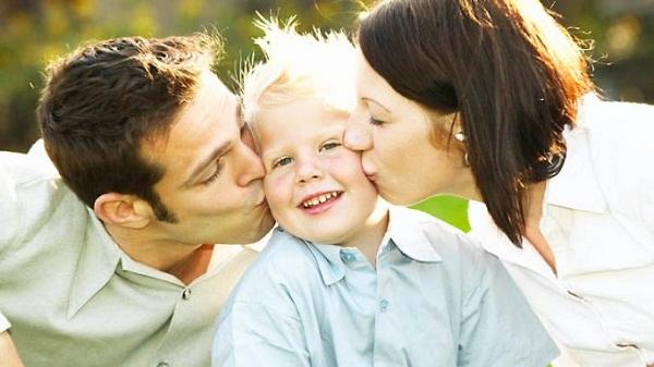 Membina hubungan dekat dengan anak