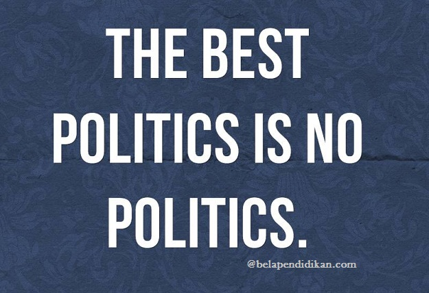 Indonesia tanpa politik