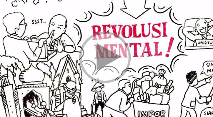 Pembaruan mental sistematis di dunia pendidikan