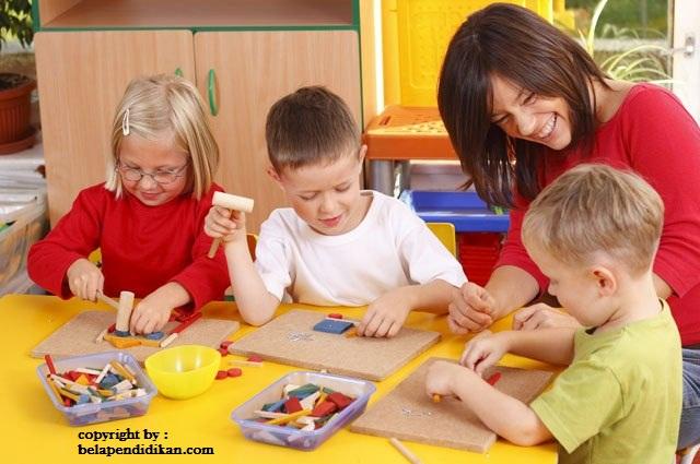 Pendidikan Anak Usia Dini Cerminan Generasi Mendatang