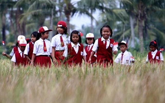 Wajah pendidikan Indonesia