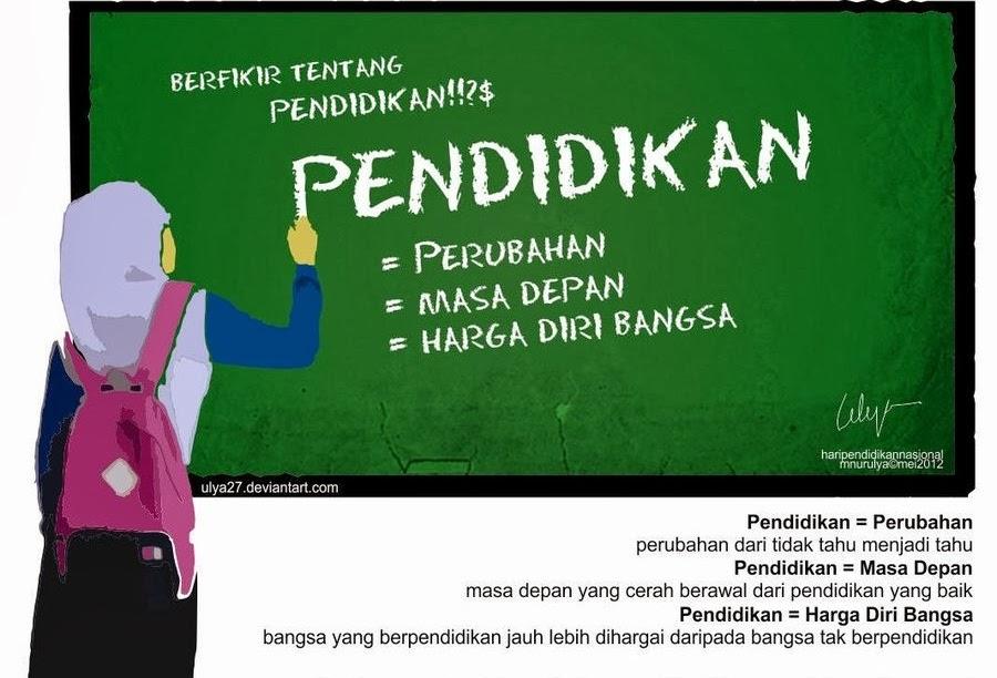 Pentingnya pendidikan dalam kehidupan sehari hari