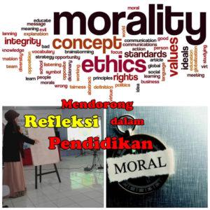 Penting mana, pendidikan kognitif atau pendidikan moral ?