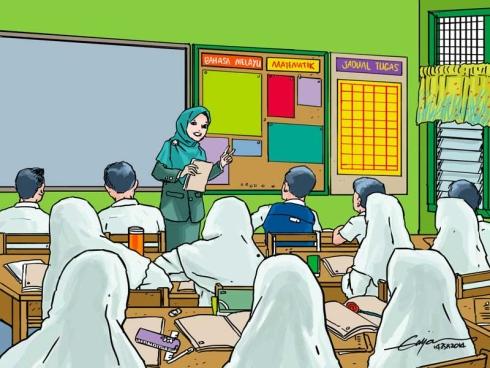 guru dan pendidikan karakter di era digital