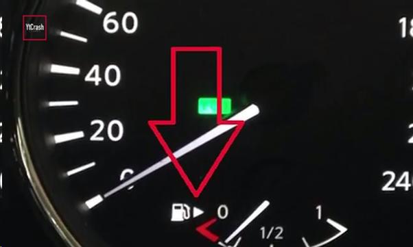 Simbol indikator pada speedometer