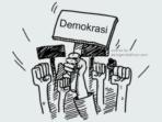 Lumpur demokrasi - Aubi Atmarini Aiza