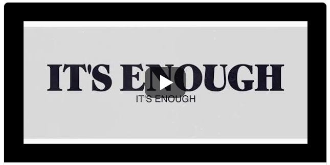 It's enought, Opini by Aubi Atmarini Aiza