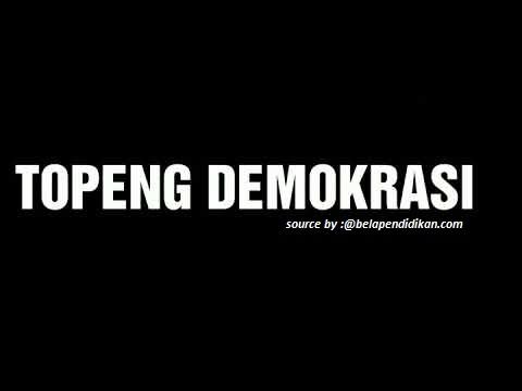 Topeng Demokrasi