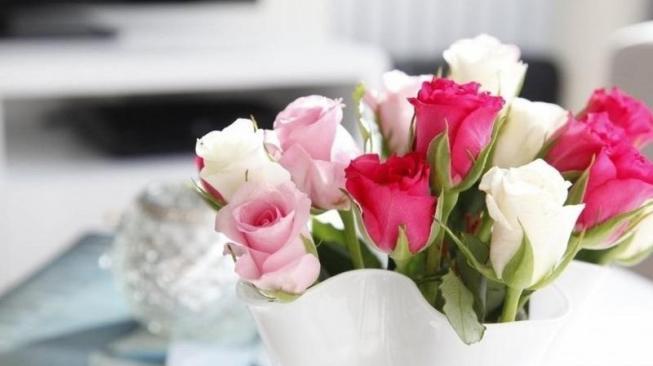 bunga cerminan wanita