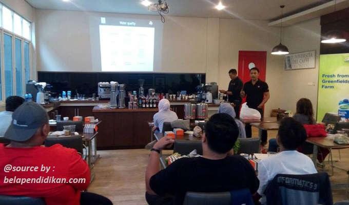 5 sekolah kopi di indonesia