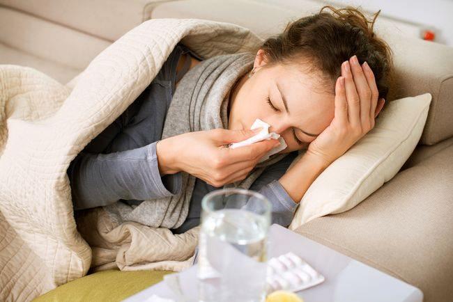 gejala flu yang menandakan penyakit serius