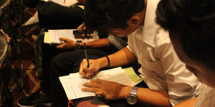 try out masukkampus chapter Jakarta