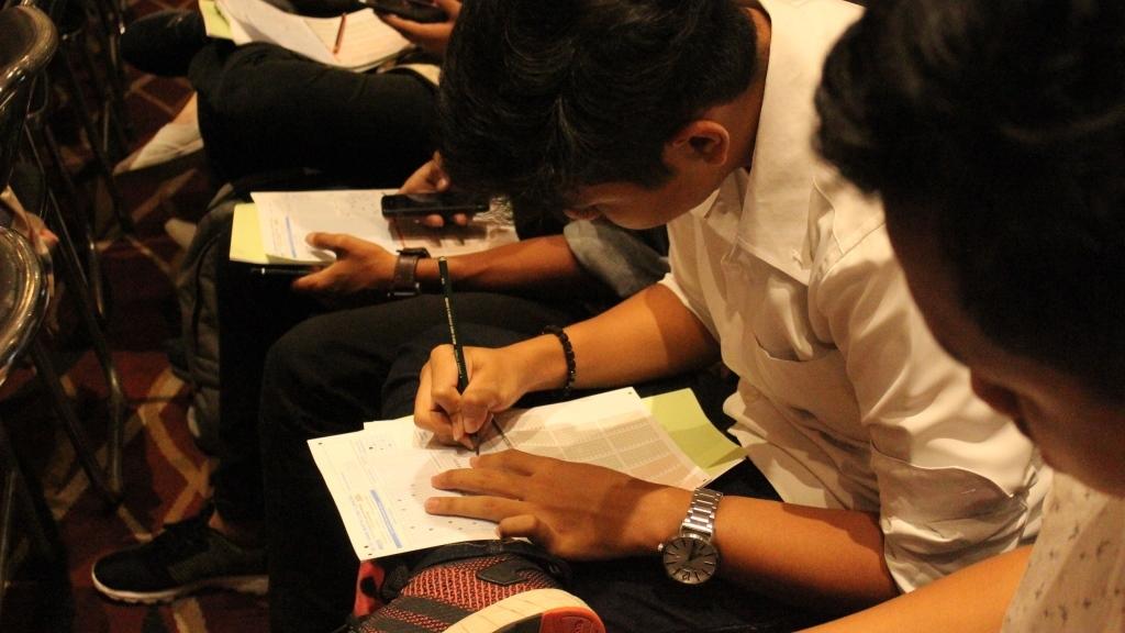 try out masukkampus chapter Jakarta