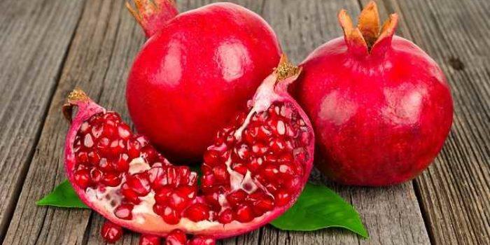 buah delima baik untuk pencernaan