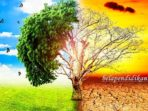 pengaruh perubahan iklim global terhadap kehidupan