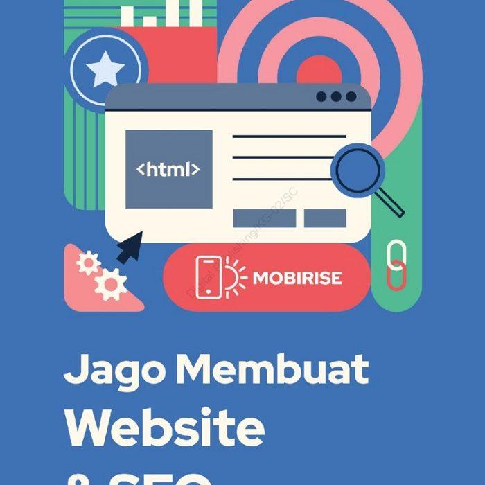 Buku jago membuat website dan seo - Su Rahman