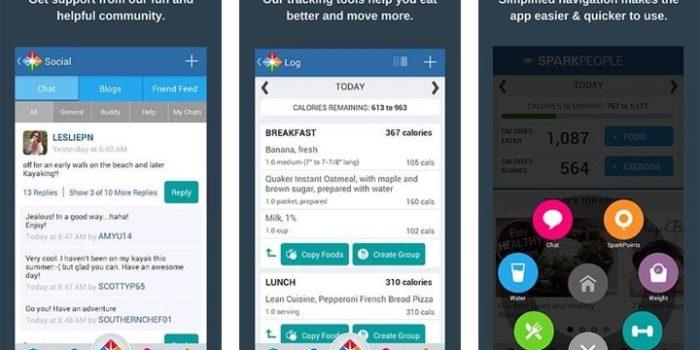 applikasi calorie counter dan diet tracker