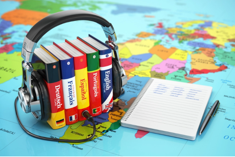Mengasah bahasa asing dirumah saat pandemi COVID 19