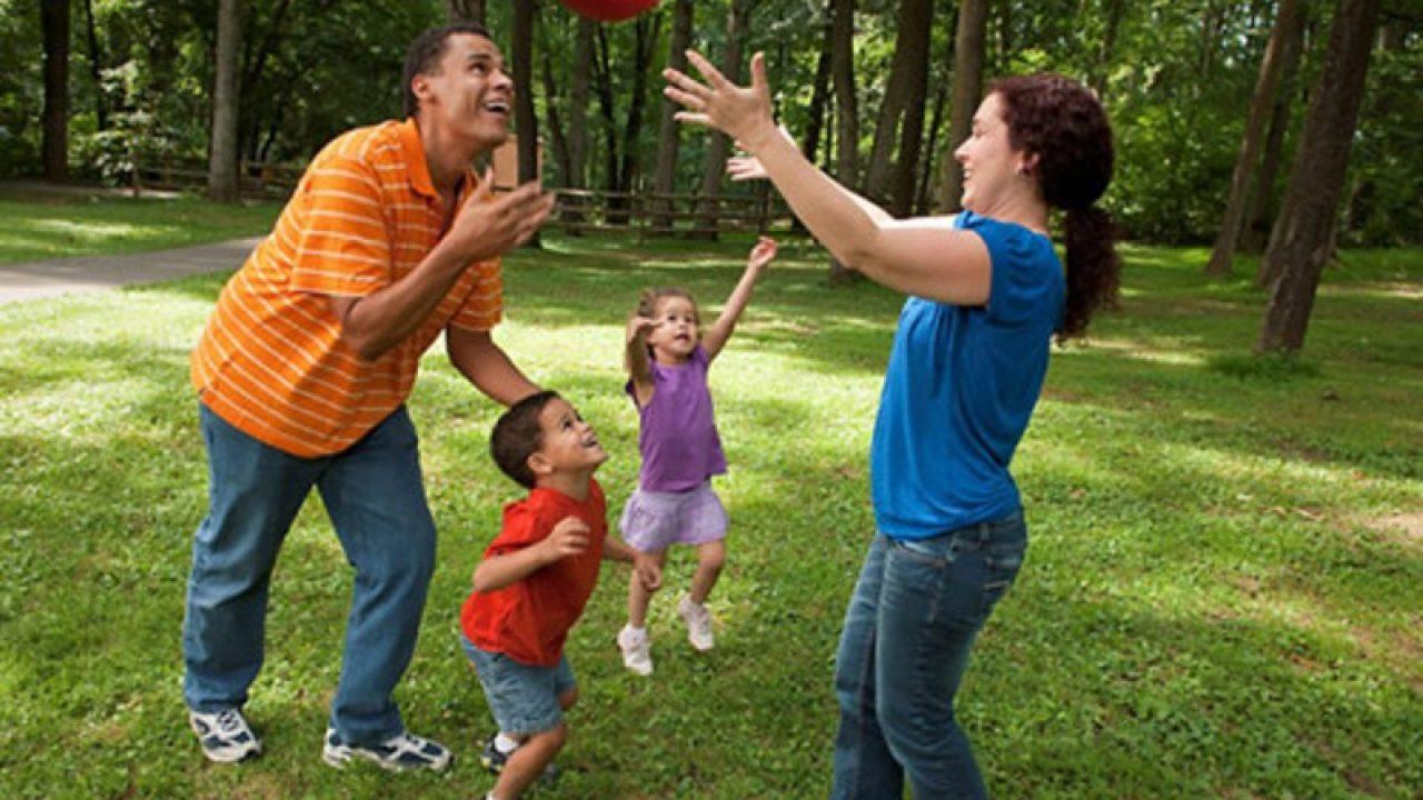 Menjalin keakraban dengan anak