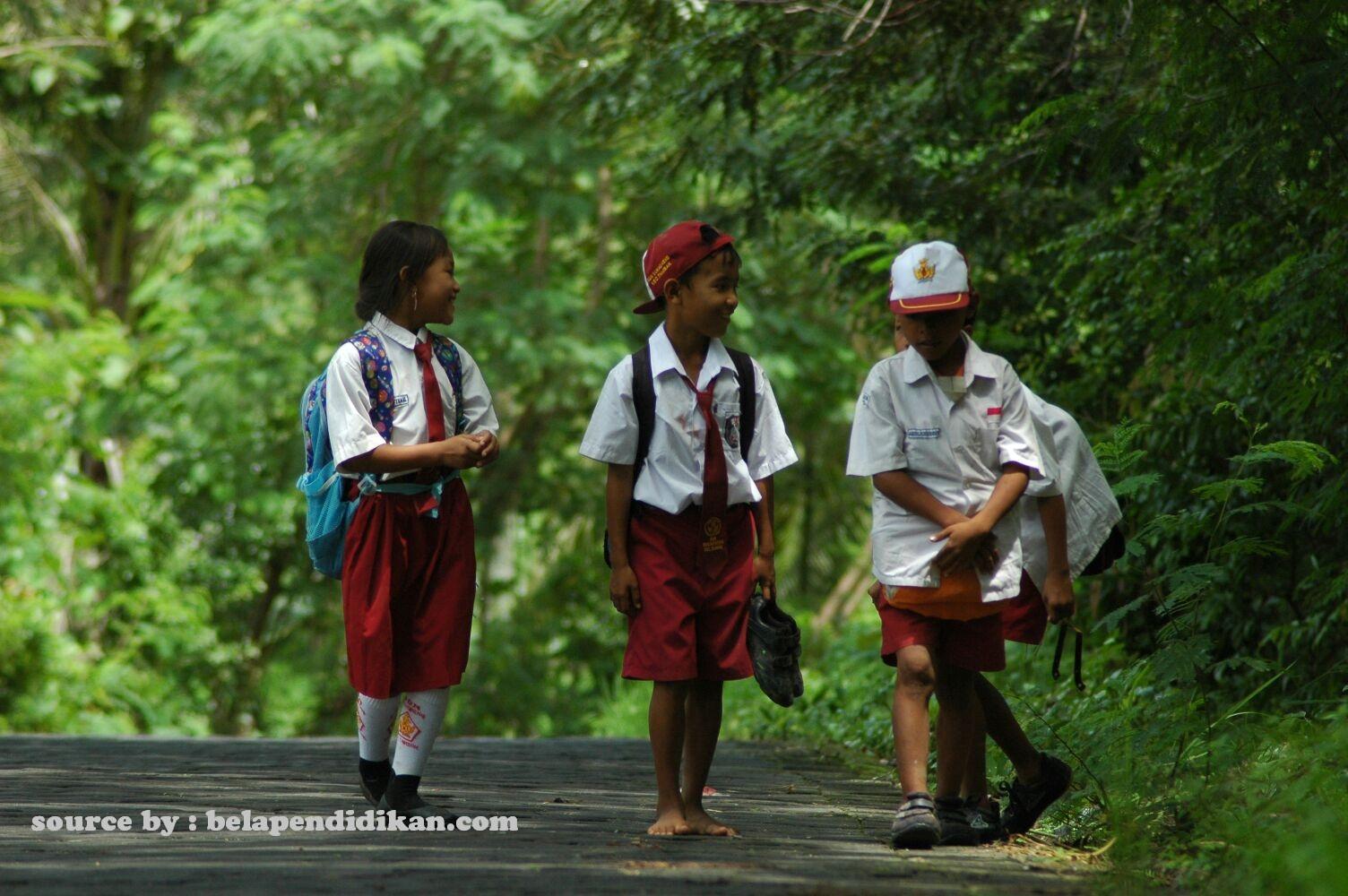 mirisnya nasib anak putus sekolah di indonesia