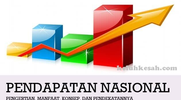 pengertian pendapatan nasional secara lengkap