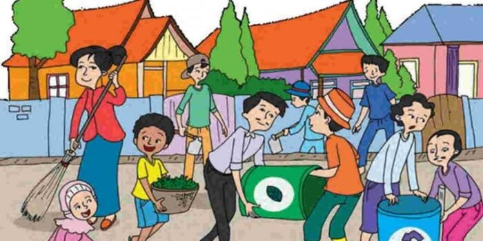 pentingnya mengajarkan kebersihan lingkungan sejak dini
