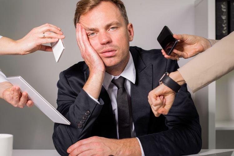 Gejala anda mengalami stress saat wfh dan cara penanganannya