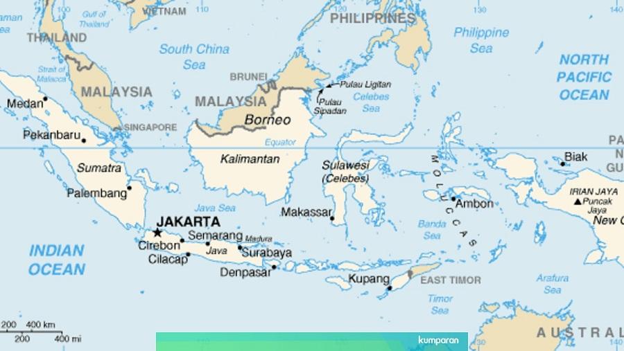 Keberagaman Budaya Di Indonesia Secara Geografis